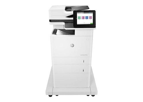 HP LaserJet Enterprise MFP M632fht  Multifunction Printer B/W