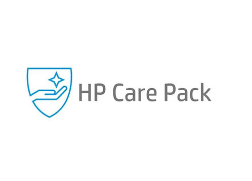Electronic 3YR HP CarePack Next Business Day Support W/Defective Media Ret
