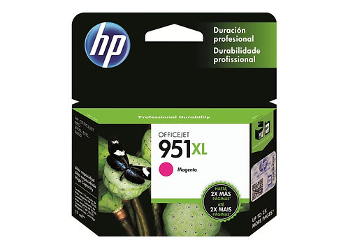 HP 950XL Magenta High Yield Ink Cartridge