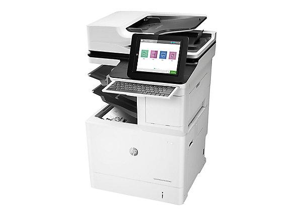 HP LaserJet Enterprise Flow MFP M632z - multifunction - B/W