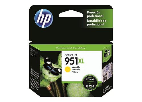 HP 950XL Yellow High Yield Ink Cartridge