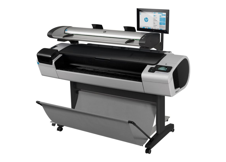 HP DesignJet SD Pro MFP - multifunction printer - color