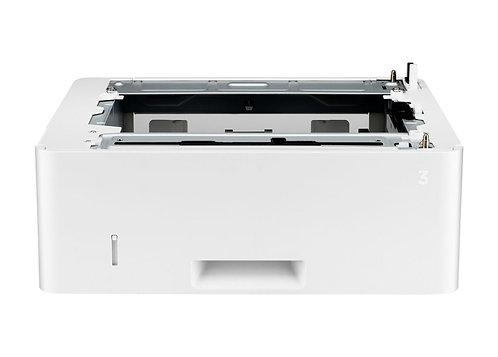 HP media tray / feeder - 550 sheets