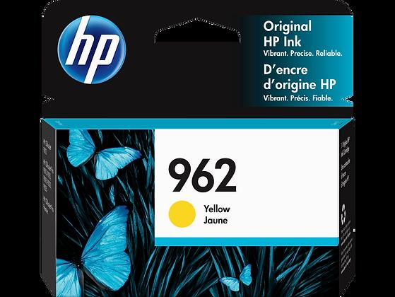 HP 962 Yellow Original Ink Cartridge (3HZ98AN)