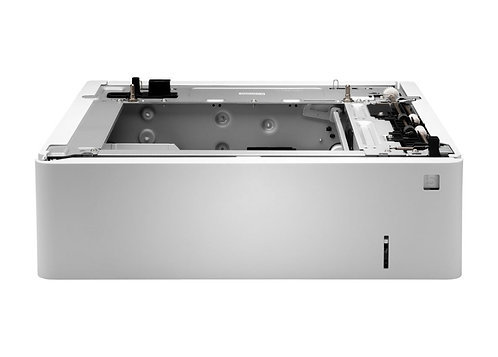 HP LaserJet 550 Sheets Media Tray for Enterprise flow M577z