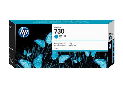 HP 730 High Capacity  Cyan Original DesignJet Ink cartridge