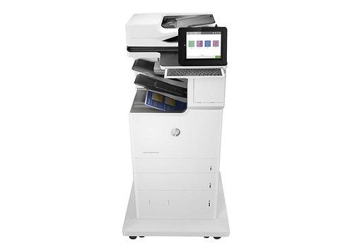 HP LaserJet Enterprise FlowMFP M682z - multifunction print