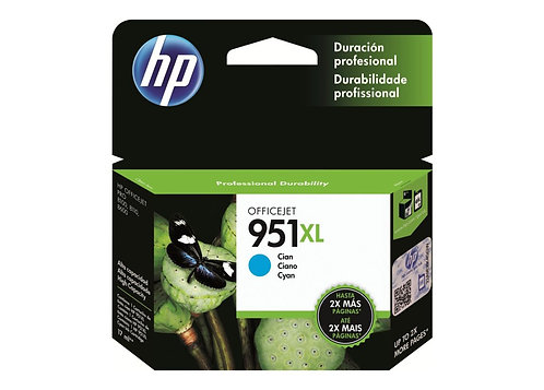 HP 950XL Cyan High Yield Ink Cartridge