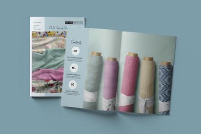 David Textiles 2021 Spring Supplement Catalog