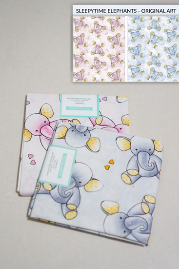 For David Textiles, bestselling print