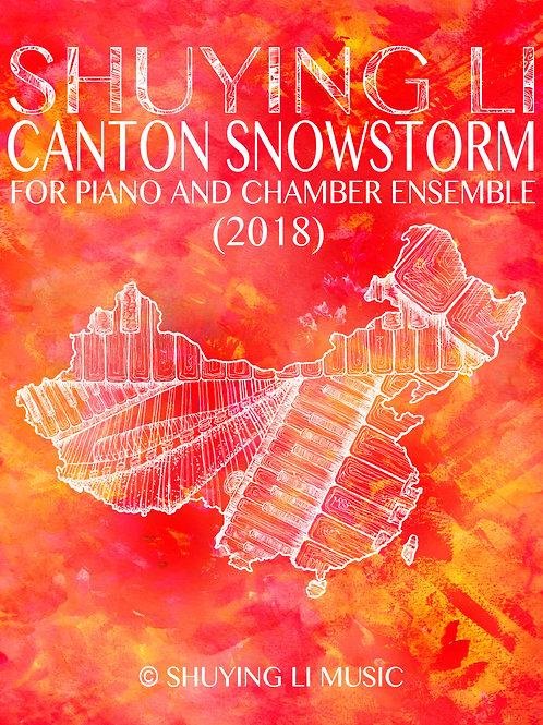 Canton Snowstorm