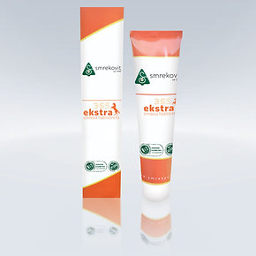 Smrekovit Ekstra spruce resin cooling effect cream 120 mL