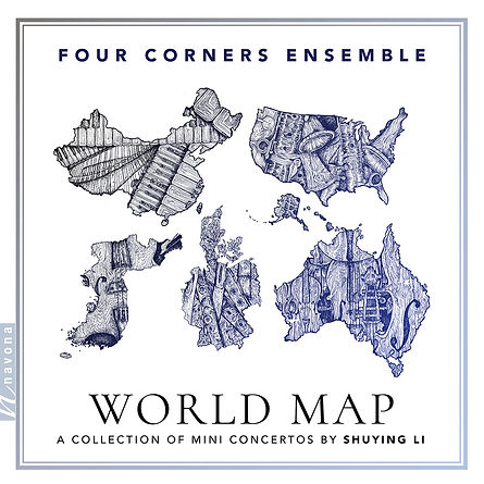 nv6312 li, shuying - world map - front c