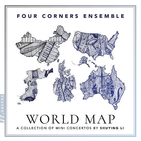 nv6312 li, shuying - world map - front c