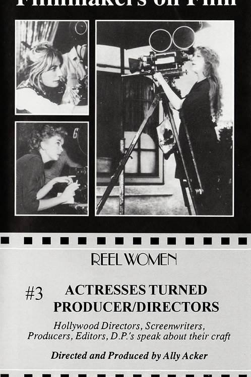 Actresses Turned Producer/Directors