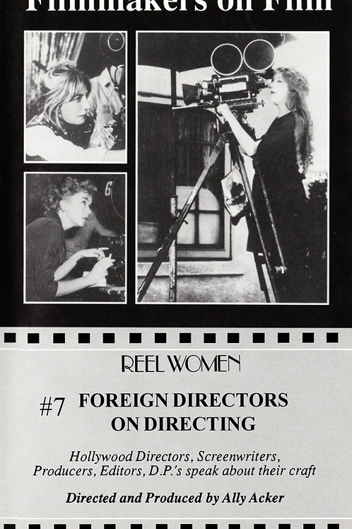 Foreign DIrectors on Directing