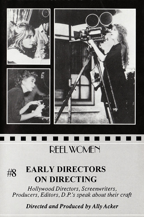 Early Directors on Directing