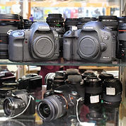 Camera selection in Washington DC.  Great selection at a fraction of retail.  Canon, Nikon, Sony, Fujifilm, Panasonic, Olympus