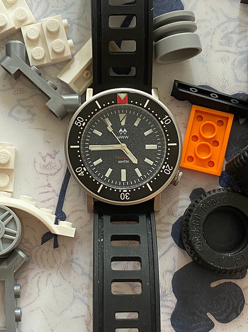Manchester Watch Works automatic (limited edition)