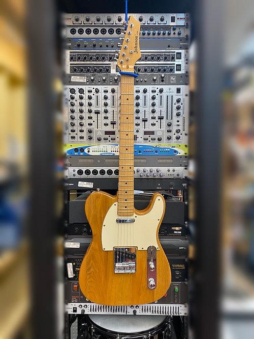 Johnson electric guitar telecaster