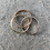 Thumbnail: Tricolor 14k trinity band