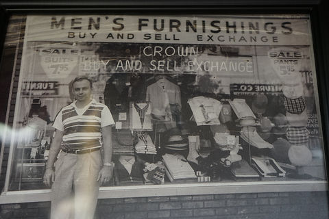 Crown Pawnbrokers 1950's 14th street nw DC