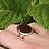 Thumbnail: carnelian signet ring 10k