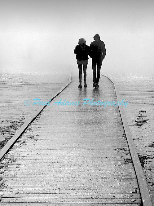 Boardwalk - Yellowstone NP, WY