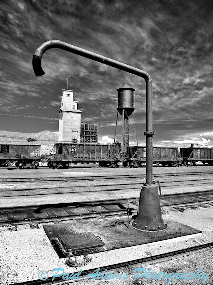 Ely Station, NV