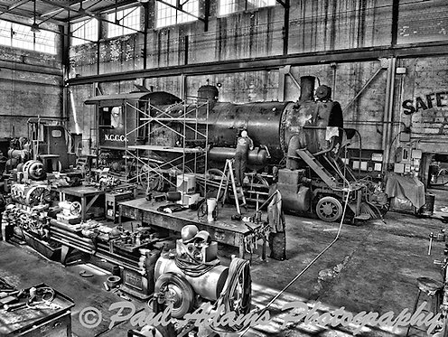 Loco shed - Ely, NV