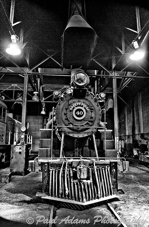 Loco 40, Ely Rail Museum
