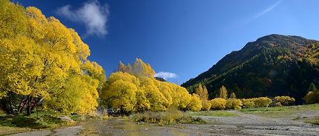 Arrow River, Arrowtown, New Zealand