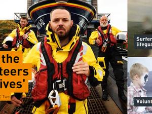 RNLI Saving Lives at Sea series 3 begins tonight BBC2 at 8pm
