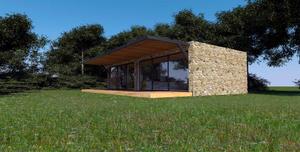 Lounge projet hotelier Inergeen