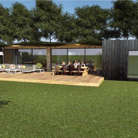 La villa Aubagne - Projet 2018