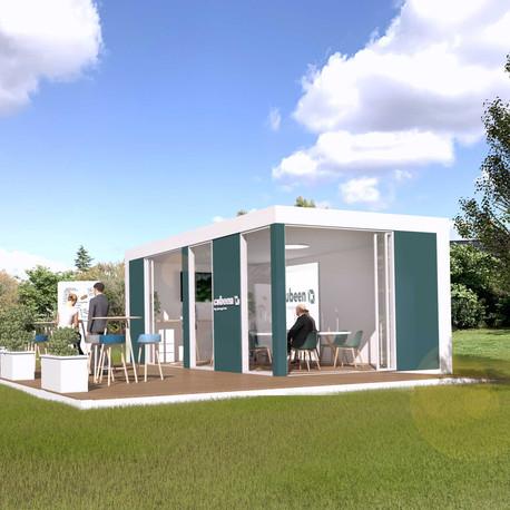 Outdoor working Spaces 2020