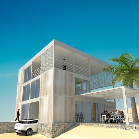 Villa Saharienne - Projet 2018