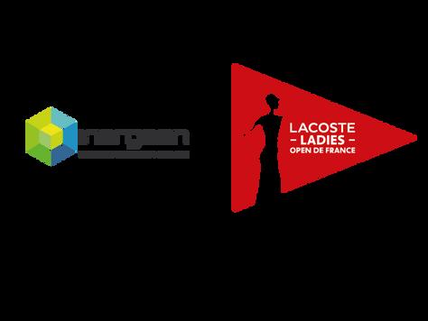 Fournisseur Officiel du Lacoste Ladies Open de France 2019