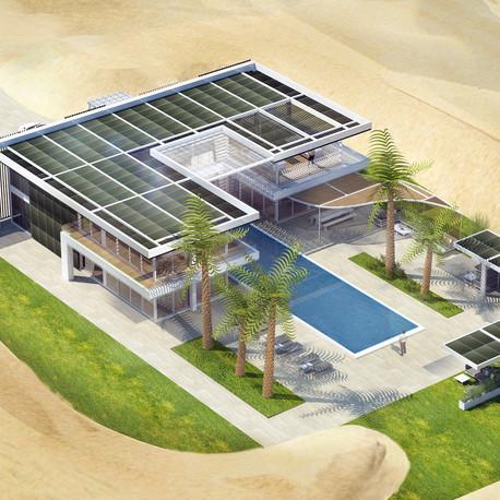 Villa Middle East - Projet 2018