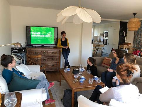 Atelier home organising zéo déchet amis à domicile