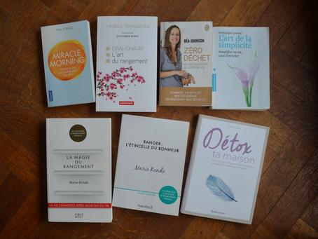 Des livres pour retrouver notre essentiel