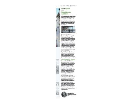 Article journal Metro