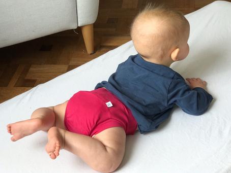 Les couches lavables : 3 ans d'expérience et 2 bébés...