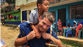 Volunteering at Angeles de Medellin, Colombia—The Children are Our Future