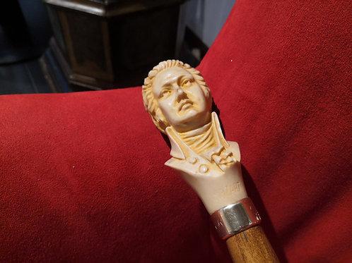 Bastone in legno compositore Mozart