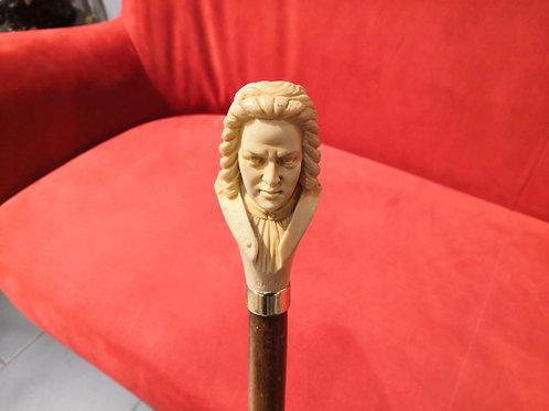 Bastone in legno compositore Bach
