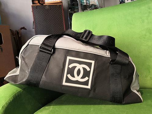 Chanel - Borsone da Palestra Vintage