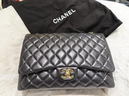 Chanel - maxi Jumbo nera