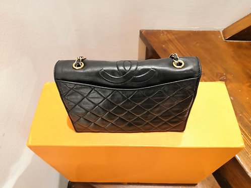 Chanel - Camera Bag nera