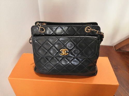 Chanel - borsa Shopper